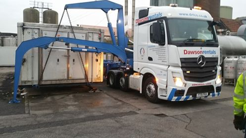 Dawsons ready to load